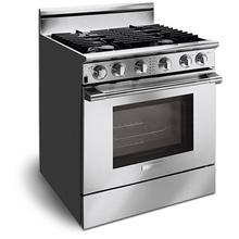 "Professional Series 30"" Dual-Fuel Freestanding Range"