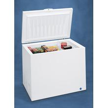 See Details - 12.8 cu. ft. Manual Defrost Chest Freezer