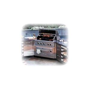 Viking - Stainless Steel Cabinets