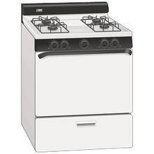 See Details - Estate® 30 in. Standard Clean Freestanding Gas Range