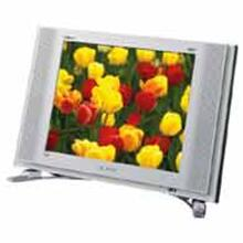 17 in. LCD TV with Multi-Media PC/DVD/TV Inputs