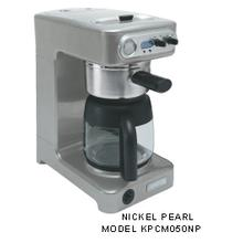 12-Cup Programmable Pro Line® Series Coffeemaker(Nickel Pearl)