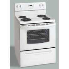 Product Image - Electic Coil Range w/ Manual Clean Oven