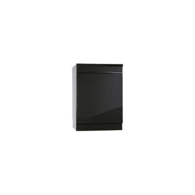 "Asko 24"" Black Built in Fully Integrated Dishwasher"