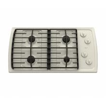 See Details - Biscuit-on-Biscuit Whirlpool® 36-Inch Gas Cooktop