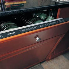 "Dacor 30"" Fully Integrated Dishwasher"