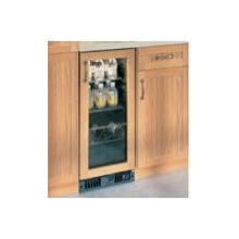 "Marvel 15"" Beverage Refrigerator and Wine Cellar, stores 5 Wine Bottles and 60 Cans"
