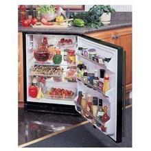 """Marvel 24"""" Black Undercounter Refrigerator"""