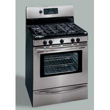 Gas Free-Standing Range Cooking
