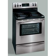 Electric Free-Standing Range Cooking