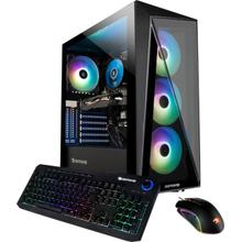 Gaming Desktop w/ Keyboard   Mouse, Intel i5-10400F, 8 GB RAM, 1 TB HDD   240 GB SSD, NVIDIA GeForce GTX 1050Ti 4 GB