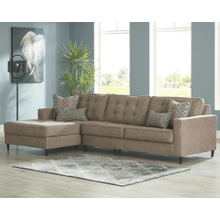 Flintshire - Auburn - 2-Piece Sectional with Left Facing Chaise