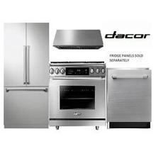 """View Product - DACOR 36"""" GAS RANGE PACKAGE"""