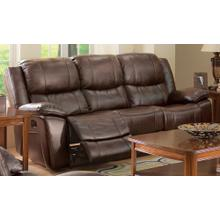 Kenwood Reclining Sofa with Power Footrest
