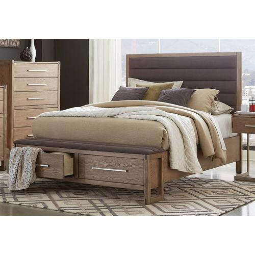 Smithson 4PC QUEEN BED SET