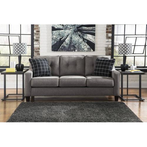 Benchcraft - Brindon-Charcoal Sleeper Sofa