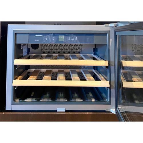 Liebherr  HWS1800   Integrated Wine Cabinet 18 bottle single zone