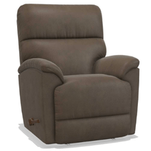 Trouper Chaise Rocking Recliner in Mink       (10-724-E153767,39752)