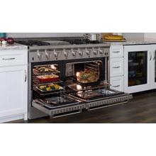 48in All Gas Pro Range w/ Griddle