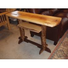 See Details - Locally Made Sofa Table
