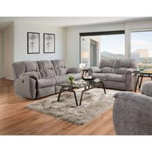 Double Reclining Sofa- Power