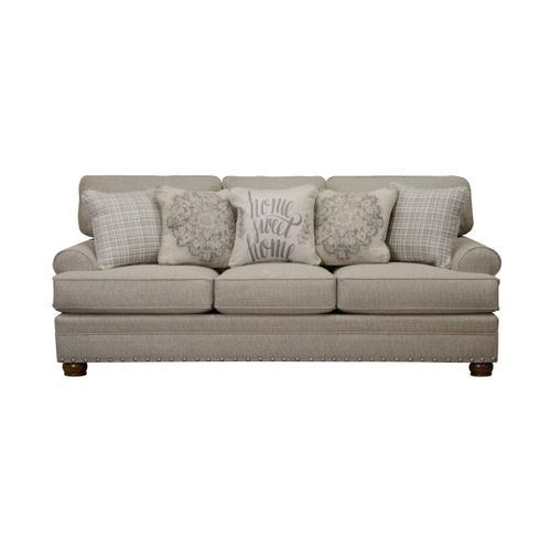 Jackson Furniture - Farmington Sofa in Buff Fabric
