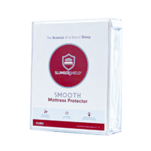 SlumberShield Smooth Mattress Protector