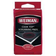 Weriman Cooktop Scrubbing Pads - 2 Pack