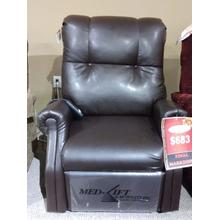 MEDLIFT VINYL LIFT CHAIR