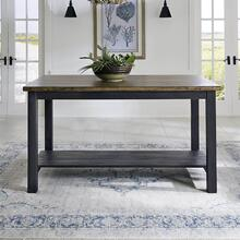 Color Nook Gathering Table Black