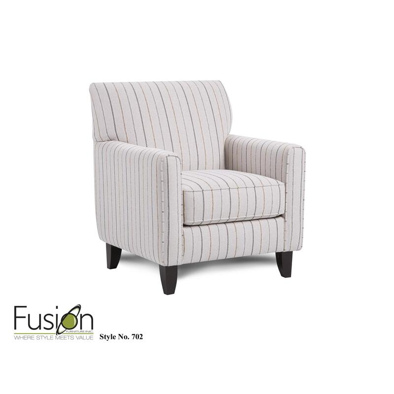 Faya Heather Accent Chair