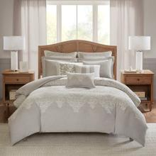 Barely There Queen Comforter Set