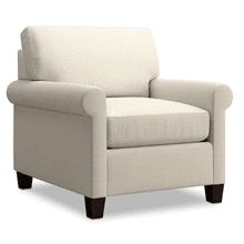 Spencer Chair - Cream Fabric