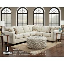 London 2-Piece Sectional