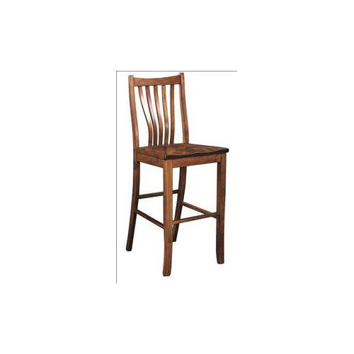 Amish Furniture - Regan Stool