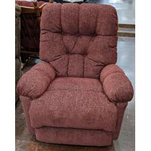 Rocker Recliner, Wine