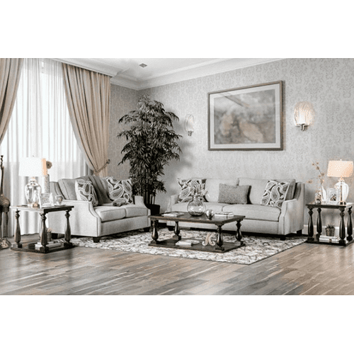 Madalyn Sofa and Love Seat