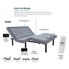 NU400 (Head Foot & Massage)