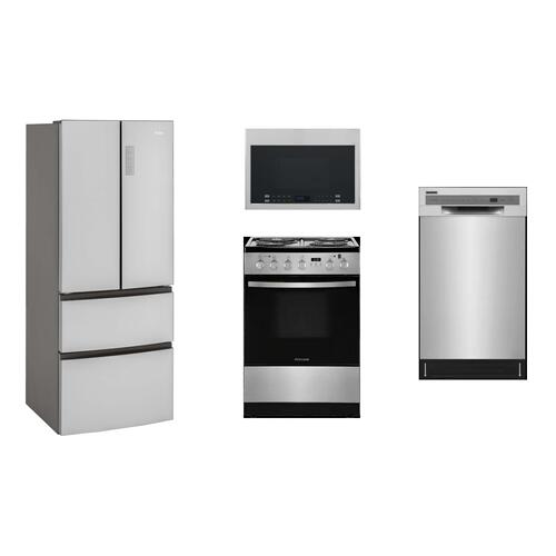 Stainless Steel Compact Kitchen Suite