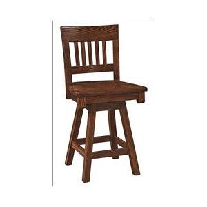 Amish Furniture - Ottowa Stool