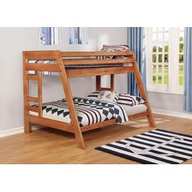 Wrangle Hill Twin Over Full Bunk Bed