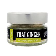 Olivelle Thai Ginger Infused Sea Salt