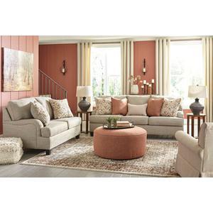 Almanza Sofa and Loveseat