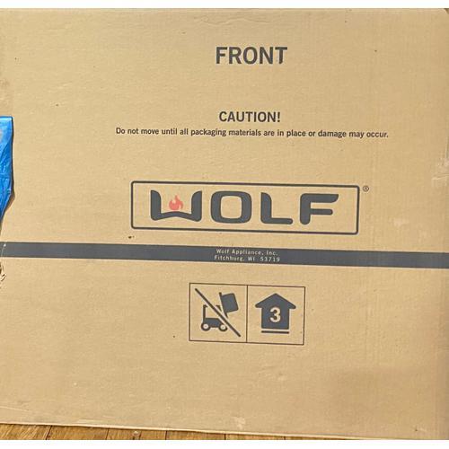 """Wolf PL461912   46"""" Pro Hood Liner - 19"""" Depth"""