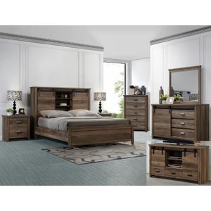 Crown Mark B3030 Calhoun Queen Bedroom