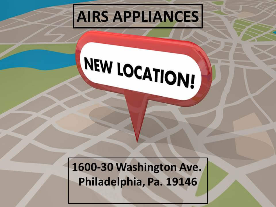 New Location 1600 Washington Ave. Philadelphia, PA 19146