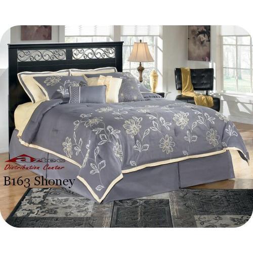 Ashley Furniture - Ashley B163 Shoney Bedroom set Houston Texas USA Aztec Furniture