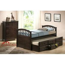 Acme 04990 Twin bed with trundle Bedroom set Houston Texas USA Aztec Furniture