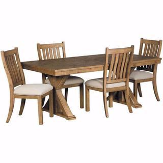 Grindleburg 5 piece Dining Room Set