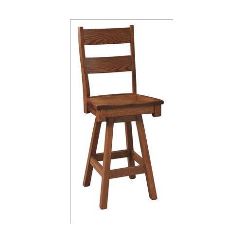 Amish Furniture - Amhurst Stool